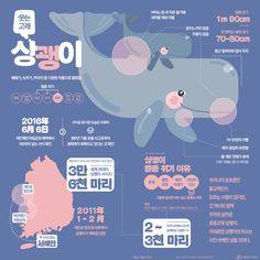 태안 생태계의 희망이 된 웃는고래 '상괭이' [인포그래픽] #porpoise / #Infographic ⓒ 비주얼다이브 무단 복사·전재·재배포 금지 Informations Design, Banner Design Inspiration, Leaflet Design, Creative Infographic, Magazines For Kids, Media Design, Data Visualization, Design Reference, Brochure Design