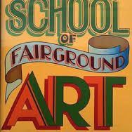 My fairground art courses soon became Signwriting courses, this was a sign I did a few years ago Writing Courses, Art Courses, Beautiful Lettering, Sign Writing, Fun Fair, Home Signs, Sign I, Painted Signs, Hand Lettering