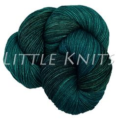 Little Knits Fyberspates Vivacious 4Ply - Deep Forest (Color #80605)