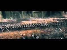 """""""Will You Follow Me, One Last Time?"""" - The Hobbit: Battle of the Five Armies - Full HD - YouTube"""