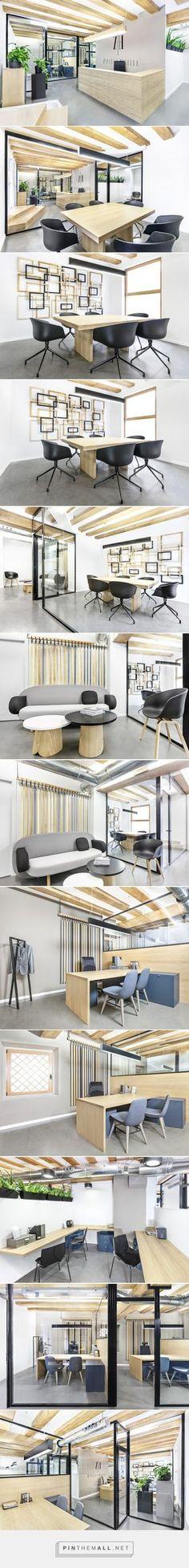 Zapata & Herrera Law Firm Office Design - Interior Design - by Masquespacio