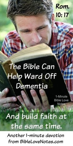 Encouraging News About Dementia