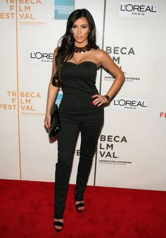 "Kim Kardashian - Premiere Of ""Wonderful World"" At The 2009 Tribeca Film Festival"