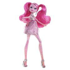 Barbie  A Fashion Fairytale Glim'r Doll