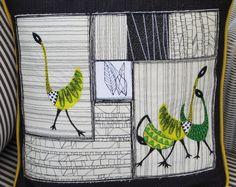 Vintage 1950's Machine Embroidery Designs