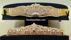 Vaddanam latest jewelry designs - Page 8 of 47 - Indian Jewellery Designs Indian Jewellery Design, Latest Jewellery, Jewelry Design, Gold Waist Belt, Waist Belts, Gold Pendant, Pendant Jewelry, Diamond Jewelry, Gold Jewelry