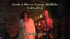 Bianka & Max  im  Leipziger Mühlkeller: TickTackTick ** T+M: Max Biundo