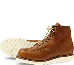 Redwing 875. Classic work boot.