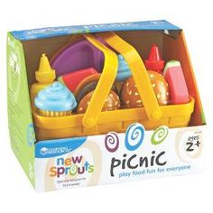 Learning Resources New Sprouts Picnic Set : Target