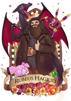 Harry Potter Characters and their of Pokemon. Art by: Lushie's Art Visit >> GeekDup. Harry Potter Tumblr, Harry Potter Anime, Memes Do Harry Potter, Arte Do Harry Potter, Cute Harry Potter, Harry Potter Pictures, Harry Potter Universal, Harry Potter Fandom, Harry Potter Characters