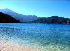 Playa Cristal - hermosa playa (Santa Marta - Colombia) #photo #travel