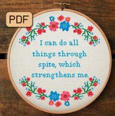Welcome to my loose interpretation of clean cross stitch pattern pdf - - - - - - - - - - - - ● DMC colors: 10 ● Size: X Stitches ● Aida 14 Count, X cm / X in ● Aida 16 Count, X cm / X in ● Aida 18 Count, X cm / X in ● Cross Stitching, Cross Stitch Embroidery, Embroidery Patterns, Funny Embroidery, Machine Embroidery, Needlepoint Patterns, Funny Cross Stitch Patterns, Cross Stitch Designs, Free Cross Stitch Charts