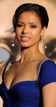 "Gugu Mbatha-Raw Plays Dido Belle in the awesome film ""Belle"""