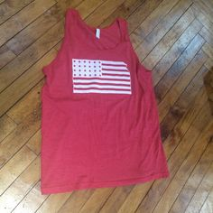 fortuityinc - American Flag Tank, $28.00 (http://www.fortuityusa.com/american-flag-tank/)