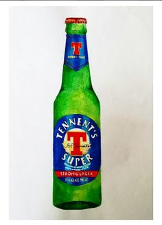 Tennent's - made by me