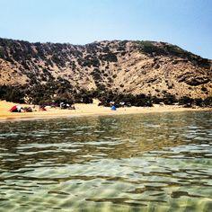 Agios Ioannis beach... #Gavdos Hellas