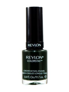 Revlon ColorStay Longwear Nail Enamel in Jungle. Create a visual story based on the colors and inspirational imagery of the Pacific Coast for a chance to win. Be creative! Be colorful!
