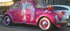 my wedding car :)