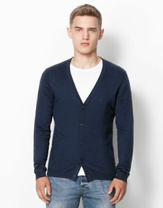 Bershka Romania - Basic knit jacket