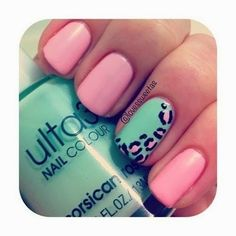 Get Jessed Up: Nail Art: Because I never grew up