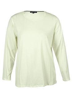 Jones New York Womens Long Sleeve Stretch Top PP Ivory * Check out the image by visiting the link.(This is an Amazon affiliate link)