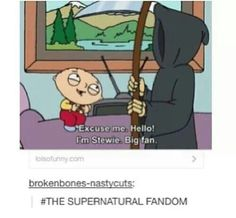 The Supernatural Fandom & Death :)