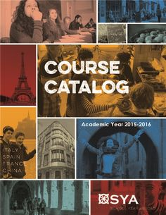 Course Catalog, Catalog Cover, Type Posters, Color Schemes, Graphic Design, Image, Design Ideas, College, R Color Palette