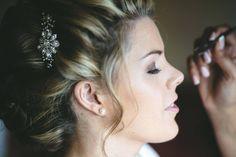 Bridal makeup www.glamourbydawn.com Bridal Makeup, Diamond Earrings, Jewelry, Fashion, Diamond Stud Earrings, Jewellery Making, Jewlery, Jewelery, Fashion Styles