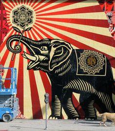 Descubre a los mejores y más célebres artistas grafiteros del mundo ¿Estás de acuerdo o añadirías alguno más?
