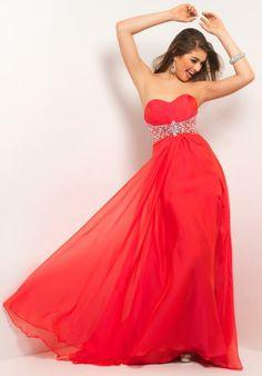 Blush Dress 9509 at Peaches Boutique