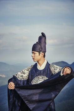 Park Bo Gum #박보검 #Park #Bo #Gum as Crown Prince Lee Young  ~ Blossom Entertainment |@kaylaaaq