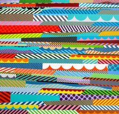 patterns, please: Jason Woodside — UPPERCASE