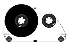 Cassette vector - http://code.tutsplus.com/tutorials/go-retro-with-a-funky-flash-music-player--active-5685