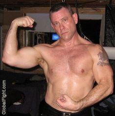 a sweaty hairy armpits stud