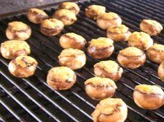 Cajun Delights: Grilled Crab Stuffed Mushrooms + Louisiana Hot Sauce Tour