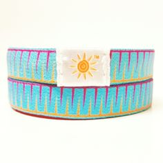Sunset Bright Band: This colorful wrist-band is made to stretch and fit comfortable & snug on your wrist. Forget those loose-boring rubber bracelets. Get an awesome new Bright Band Today at www.brightbands.com
