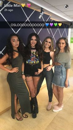 Little Mix looking fab ♥ Little Mix Outfits, Little Mix Girls, Little Mix Jesy, Little Mix Style, Jesy Nelson, My Girl, Cool Girl, Perrie Edwards Style, Litte Mix