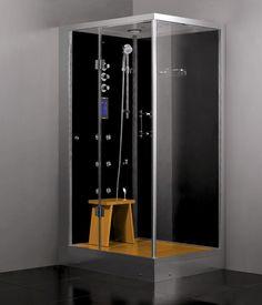 principe paroi douche l 39 italienne avec banc et paroi pivotante leroy merlin 379 salle de. Black Bedroom Furniture Sets. Home Design Ideas