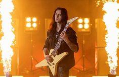 Ozzy Osbourne Guitarist, Gus G, Jackson Guitars, Guitar Pickups, Pick Up, Goddesses, Electronics, Rock, Metal