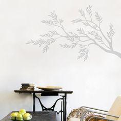 Sabria  Olive tree branch wall sticker  light by miaandcoADzif, $27.00