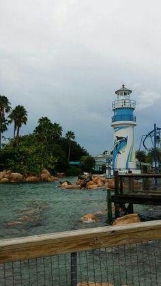 SeaWorld Orlando in Orlando, FL