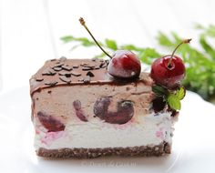 Dessert Recipes, Desserts, Parfait, Biscuit, Bakery, Frozen, Food And Drink, Pudding, Cooking Recipes
