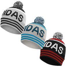 07ebd755fe3 Golf 1513  Adidas Golf Men S Pom Beanie Winter Bobble Hat Cap - Pick Color!  -  BUY IT NOW ONLY   13.9 on  eBay  adidas  beanie  winter  bobble