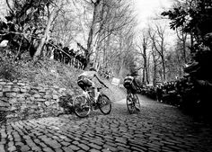 Ride Cobbles and Rough Roads Rough riding tips, whether you're tackling the infamous Muur or hitting local dirt roads