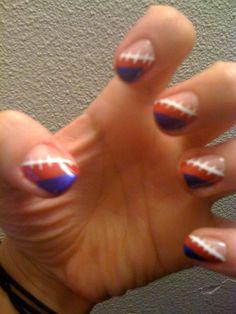 Spring 2011: Nail Art - Chicago Cubs, Spring Training, Baseball