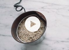 How to Clean Your Coffee Grinder in Just 1 Minute via @PureWow
