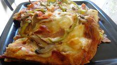 Πεντανόστιμη Πίτσα με οικονομικό τρόπο για το παιδικό πάρτι !! Cookbook Recipes, Cooking Recipes, Thin Crust Pizza, Happy Foods, Calzone, Lasagna, Cabbage, Recipies, Appetizers