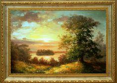 Latvian landscape (landscape painting)