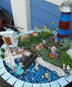 Adorable 30 Fabulous DIY Fairy Garden Ideas on A Budget  #DIY #Fairygarden #ideas #onabudget #LandscapeOnABudget