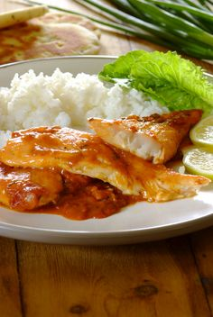 Simple Fish & Coconut Curry perfect for Good Friday! Curry Recipes, Fish Recipes, Seafood Recipes, Cooking Recipes, Healthy Recipes, Indian Foods, Indian Food Recipes, Ethnic Recipes, Fish Dishes
